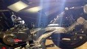 Bajaj Pulsar 150 Twin Disc Abs Spied Side Panel