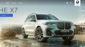 Bmw X7 India Homepage