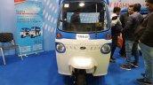 Mahindra Treo Front At Ev Expo 2018