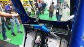 Mahindra Treo Handle At Ev Expo 2018