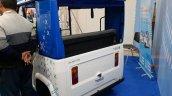 Mahindra Treo Rear At Ev Expo 2018