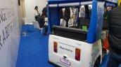Mahindra Treo Yaari Rear At Ev Expo 2018
