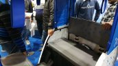 Mahindra Treo Yaari Rear Seat At Ev Expo 2018