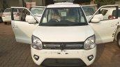 2019 Maruti Wagon R Front Spy Shot