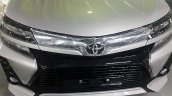 2019 Toyota Avanza Veloz Facelift Front Fascia Spy