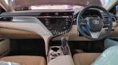 Indian Spec 2019 Toyota Camry Hybrid Dashboard