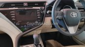Indian Spec 2019 Toyota Camry Hybrid Dashboard Dri