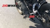 Tork T6x Spied In India Swingarm And Rear Chain Sp