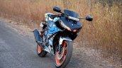 Modified Yamaha R15 Kunal Custom Design Front