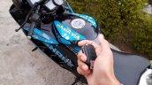 Modified Yamaha R15 Kunal Custom Design Key Fob