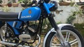 Royal Enfield Explorer By Deena From Mysore Front