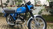 Royal Enfield Explorer By Deena From Mysore Right