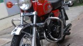 Yamaha Rd350 By R Deena From Mysore Low Torque Red