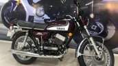 Yamaha Rd350 By R Deena From Mysore Us Spec Maroon