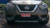 Indian Spec Nissan Kicks Front