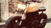 Royal Enfield Continental Gt 535 Modified Left Fro