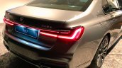 2019 Bmw 7 Series 745e Plug In Hybrid Leaked Image