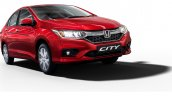 Honda City Lunar Radiant Red