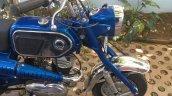 Restored Rajdoot Gts 175 By R Deena Front Half