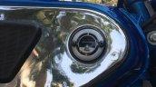 Restored Rajdoot Gts 175 By R Deena Fuel Tank