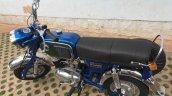 Restored Rajdoot Gts 175 By R Deena Left Top