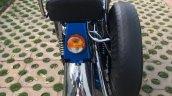 Restored Rajdoot Gts 175 By R Deena Rear