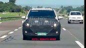 2019 Hyundai Hb20 Front Spy Shot Brazil