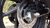 Bajaj Pulsar 220f Abs First Ride Rear Brake Dinos