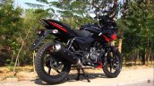 Bajaj Pulsar 220f Abs First Ride Right Rear Quarte