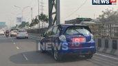 Honda Fit Ev Spy Shot India