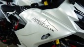 Tvs Apache Rr310 Satin White By Knight Auto Custom