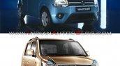 2019 Maruti Wagon R Vs 2013 Maruti Wagon R Front T