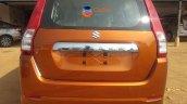 Autumn Orange 2019 Maruti Wagonr Vxi Rear