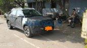 Hyundai Styx Hyundai Qxi Front Three Quarters Spy