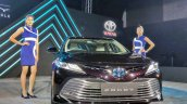 2019 Toyota Camry Hybrid Image Front Copy