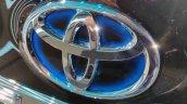 2019 Toyota Camry Hybrid Image Rear Badge