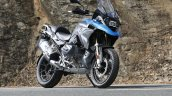 Bmw R 1250 Gs Outdoor Shots Right Front Quarter