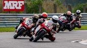 Honda Rider Anish Shetty 44 Wins The First Podium