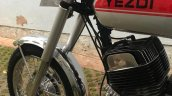 1987 Yezdi 350 Twin By R Deena Fuel Tank Left Side