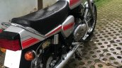 1987 Yezdi 350 Twin By R Deena Right Rear Quarter