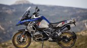 Bmw R 1250 Gs Adventure Outdoor Shots Left Side