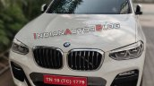 Bmw X4 Front Spy Shot India