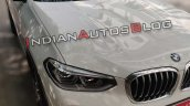 Bmw X4 Spy Shot India