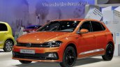 Vw Polo Tgi Front Three Quarters