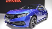 2019 Honda Civic Facelift Front Three Quarters