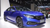 2019 Honda Civic Facelift Front Three Quarters Rig