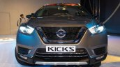 Nissan Kicks India Launch Event Front 3
