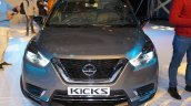 Nissan Kicks India Launch Event Front