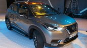 Nissan Kicks India Launch Event Front Three Quarte