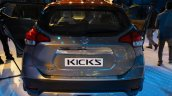 Nissan Kicks India Launch Event Rear